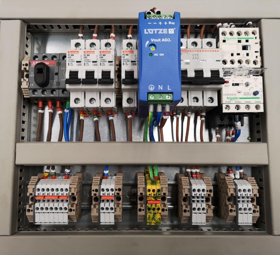 OVC 2 Control Panel